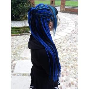 CYBERDREADS - NERO, NEON BLUE, MEDIUM BLUE, ROYAL